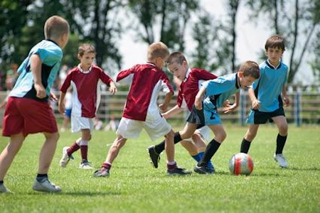 childrens sports injuries