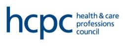 Logo Health and care profession council