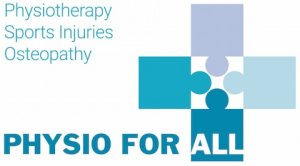 Logo Physio for all south west london