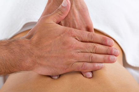 sport and therapeutic massage